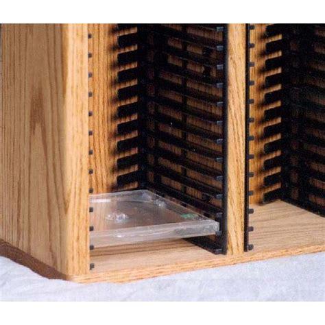 Solid Wood Cd Rack by Wood Shed Solid Oak Cd Rack Tws 209 1