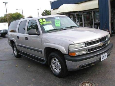 Chevrolet Milwaukee Chevrolet Suburban For Sale Milwaukee Wi Carsforsale