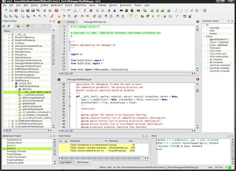 best python ide linux 10 best python ides for software development hative