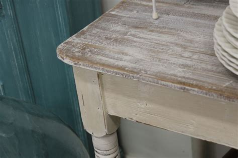 chalk paint whitewash chalk paint white wash effect sloan brocante bij