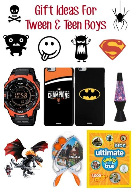 sweet christmas presents for teen boys gift ideas for tween boys emily reviews