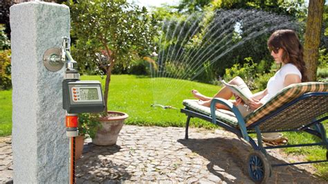 Gardenia Watering Water Controls Automatic Watering System Irrigation