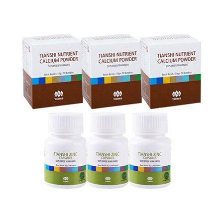 Suplemen Peninggi Badan Tiens 10 Merk Vitamin Peninggi Badan Yang Bagus Efektif