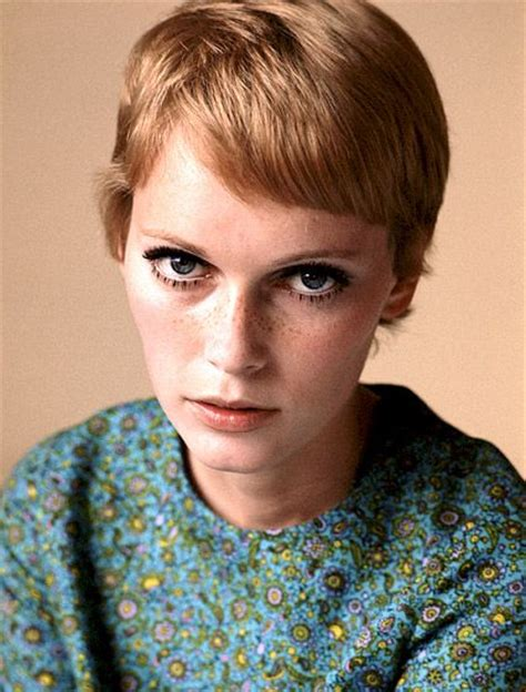 mia farrow haircut 25 most iconic hairstyles of all time short pixie her