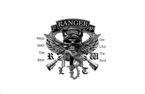 army ranger tattoo ranger us army rangers ranger and
