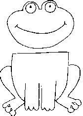 frog puppet pattern paper bag frog paper bag puppet pattern 171 browse patterns