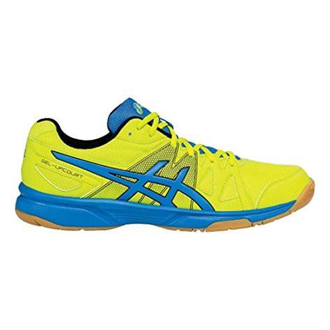 Sepatu Asics Tennis Gel Upcourt White Original usa asics mens gel upcourt indoor court shoe white racing