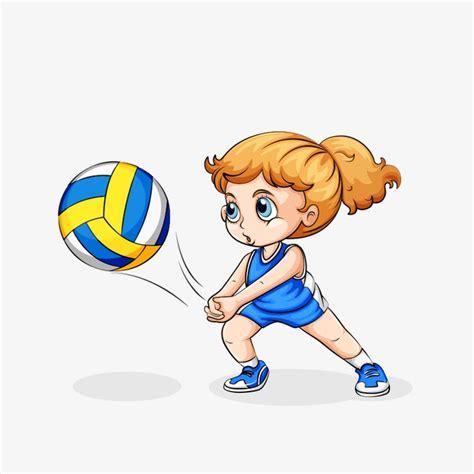 imagenes de niños jugando volibol ni 241 a jugando voleibol personaje personajes de dibujos