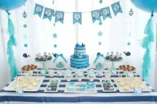 a boy s whale themed baby shower spaceships and laser beams