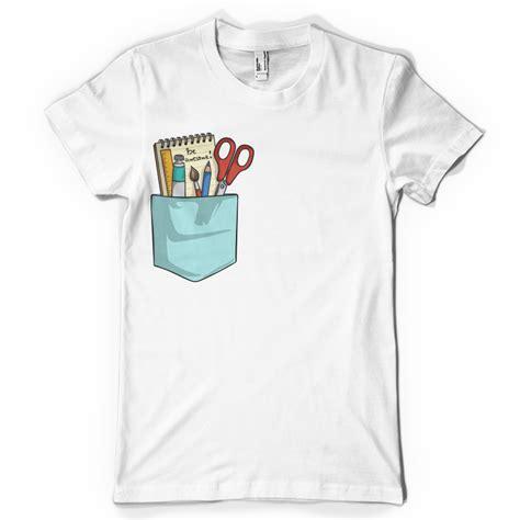 design a pocket shirt be awesome pocket t shirt design pocket tee pinterest