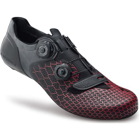 specialized s works shoes for sale specialized s works 6 road shoe black red bike24