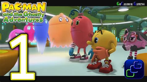 Pac Man And The Ghostly Adventures Walkthrough   Gameplay