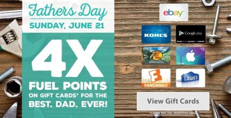 Qfc Gift Cards - qfc 4x fuel points on gift cards