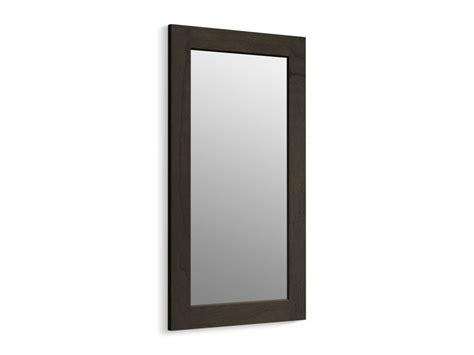Kohler Lighted Mirror Kohler K 99666 1wc Felt Grey Poplin 20 1 2 Quot Framed