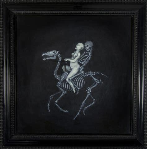 Memento Mori - memento mori bone again art mur