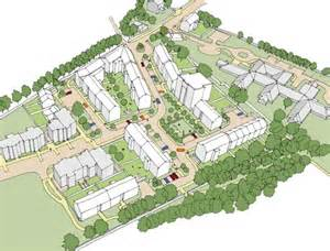 Housing Plans housing plan submitted for former eastern general hospital
