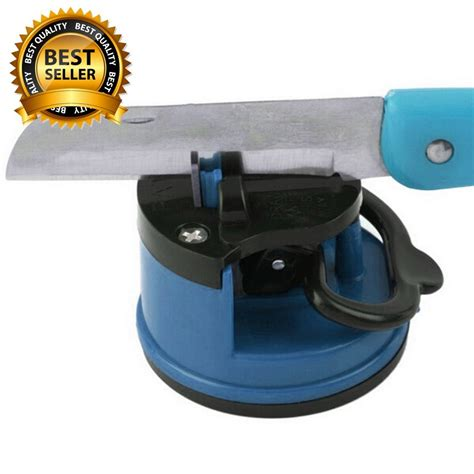 Pengasah Pisau alat pengasah pisau cepat kembalikan ketajaman pisau