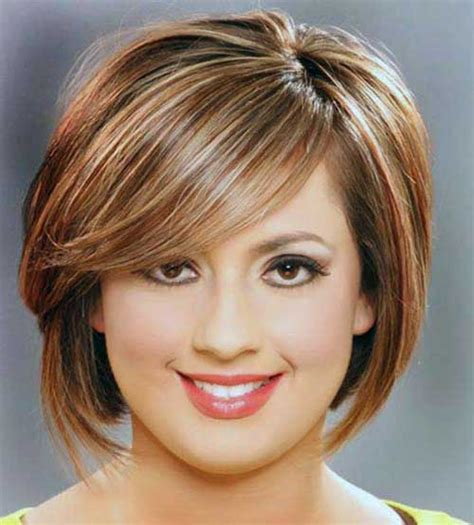 short bob hairstyles camille pra 20 cortes de cabelos para rosto redondo fotos passo a