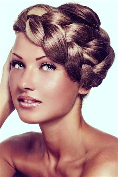 full crown hairstyles 2012 goddess braids
