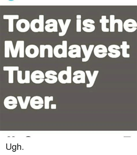 tuesday is today 25 best memes about the mondayest tuesday the