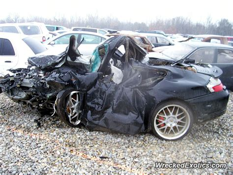 Porsche 911 Accident by Wow Possibly One Of The Worst Porsche 911 Crashes Driver