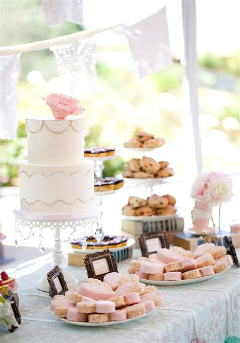 Tea Bridal Shower Ideas by Vintage Tea Bridal Shower Evite