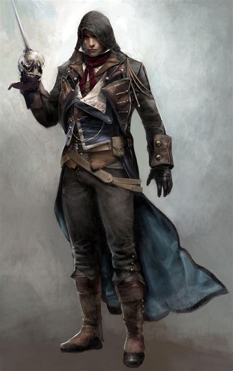 Kaos Fullprint Assassin S Creed an 225 lisis de assassin s creed unity para pc 3djuegos