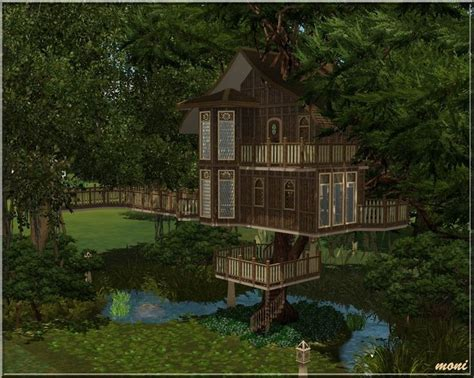 sims house ideas tree house the sims 3 download the sims ideas