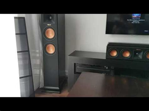 klipsch reference premiere speakers  dolby atmos doovi
