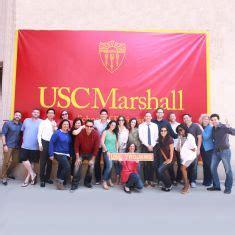 Usc Fully Employed Mba by Mba Programs Usc Marshall