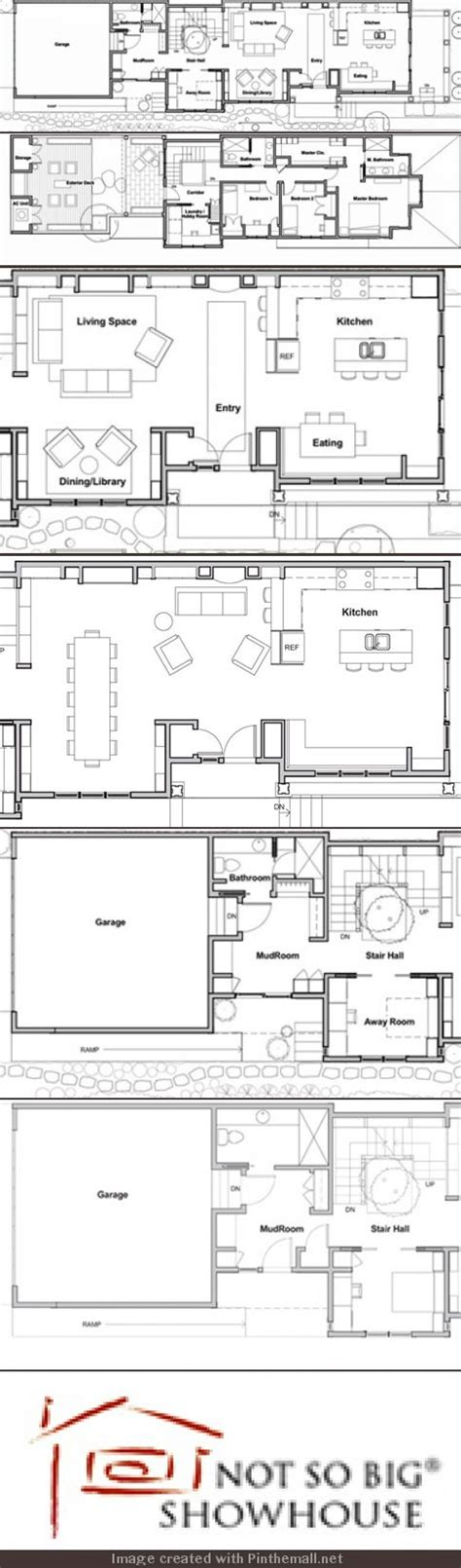 not so big house plans best floorplans layouts images on apartment