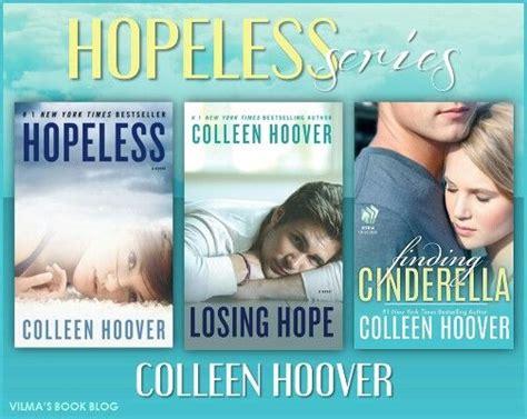 Finding Cinderella Colleen Hoover hopeless series hopeless 1 losing 2 finding cinderella 2 5 by colleen hoover