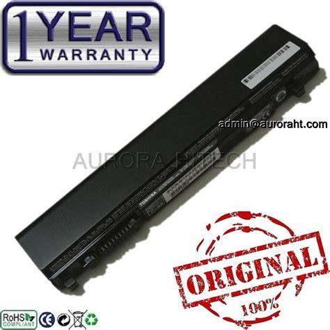 Original Baterai Toshiba Portege R700 R705 R830 R835pa3831 Pa3832 original toshiba portege r700 r705 r8 end 1 8 2018 7 15 pm