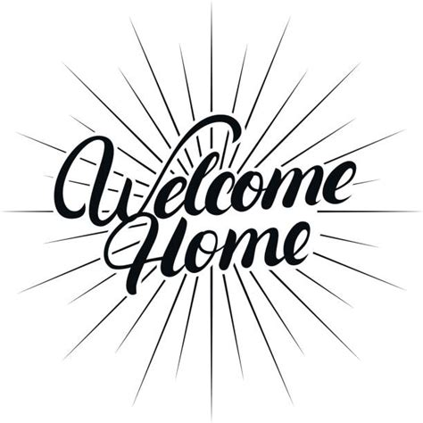 royalty free welcome home clip vector images