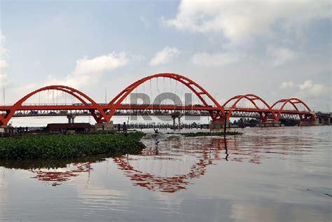 design jembatan musi 4 jembatan musi iv diagendakan rung sebelum asian games