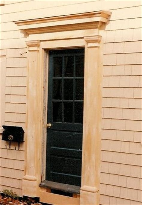 Exterior Door Pediments 17 Best Images About Pediments Or Crossheads On Pinterest Craftsman Door Columns And Antique