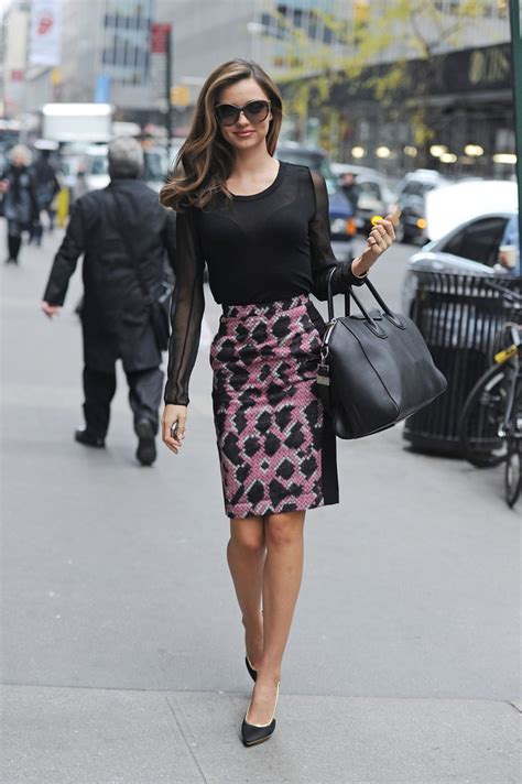 stylish ways with wear a pencil skirt fashion collection