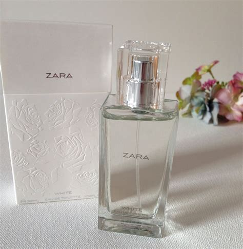 Parfum Zara White guest post surprising summer finds by jen from from manchester anoushka
