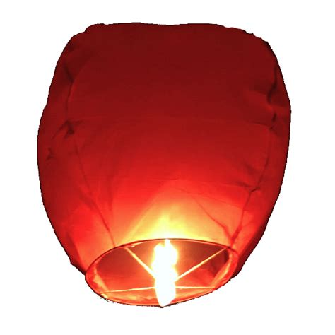 Traditional Sky Lantern   Starburst Fireworks Ltd