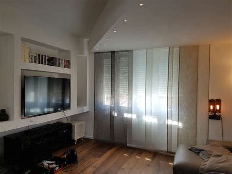 tende a pannelli per interni tende a pannelli per salotto tende da interni