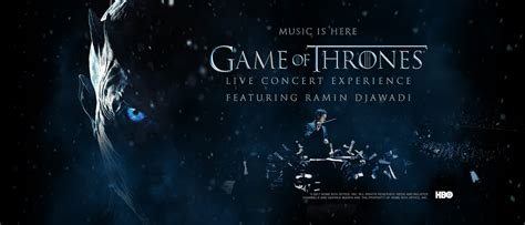 will of thrones be on in 2018 of thrones live concert experience w ramin djawadi