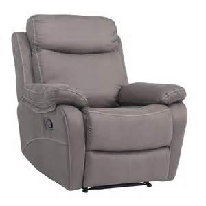 fauteuil relax 233 lectrique en tissu avec surpiq 251 res