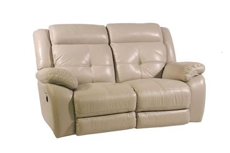 futura leather reclining sofa futura leather pebble power reclining loveseat homeworld