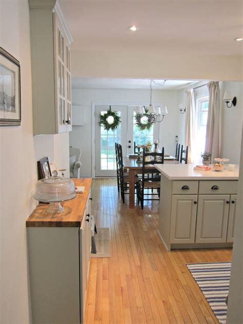 white cabinets with butcher block butcher block buffet modified painted ikea lidingo