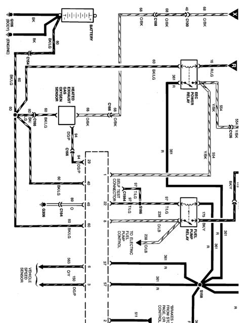 1988 ford ranger fuel wiring diagram get free image