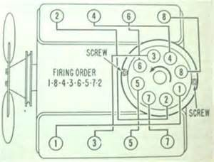 Ford 390 Firing Order Solved What Is The Firing Order On A 61 Cadillac Fixya