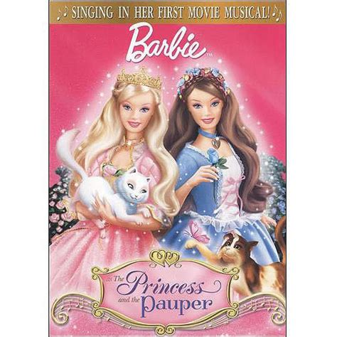 Barbie As The Princess And The Pauper Widescreen As The Princess And The Pauper