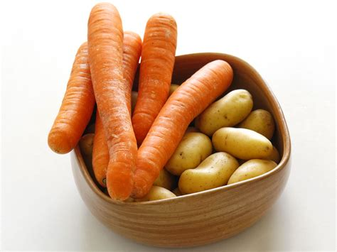 come si cucinano le patate come si cucinano le carote