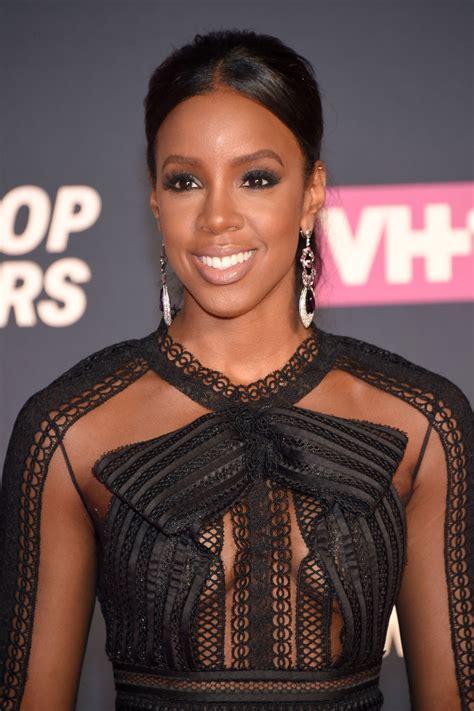 Kelly Rowland Ponytail   Hair Lookbook   StyleBistro