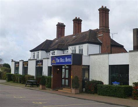 Epping Post Office by Bell High Bell Common Epping